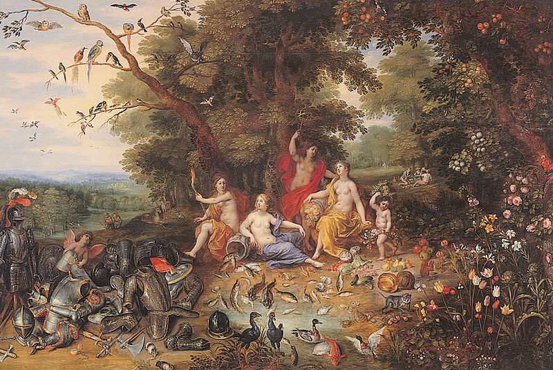 File:Jan Brueghel the Younger and Hendrick van Balen, An Allegory of the Four Elements.jpg