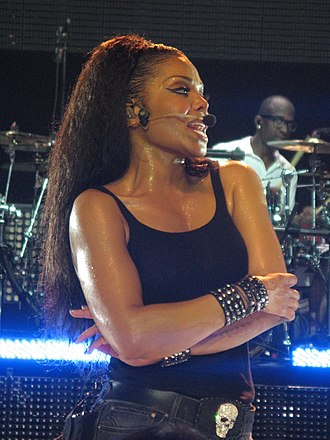 Super Bowl XXXVIII - Image: Janet Jackson Royal Albert Hall (5908056963)