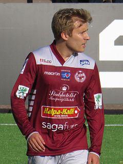 Jani Tapani Virtanen Finnish footballer