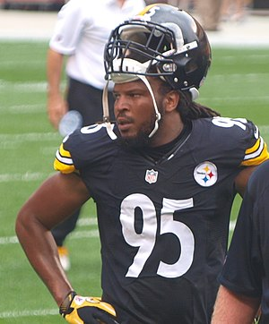 Jarvis Jones - Image: Jarvis Jones