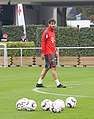 Javi Martinez Training 2018-10-09 FC Bayern Muenchen-2.jpg