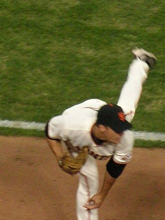Javier López (baseball) - López with the Giants in 2010