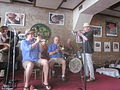 Jazz Camp 06-2013 Palm Court Cornet Duet.JPG