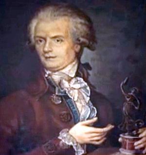 Russian ballet - Jean-Baptiste Landé founded Russian ballet.