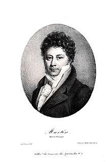 Jean-Blaise Martin French opera singer