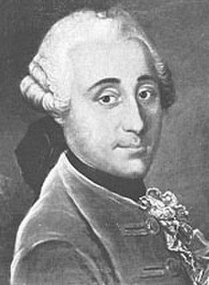 Jean François de Saint-Lambert - Image: Jean François de Saint Lambert