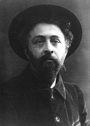 Jean Baptiste Perrin - Jean Perrin in 1908