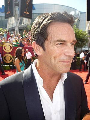 English: Jeff Probst at the 2009 Primetime Emm...