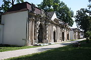Jelenia Góra Cmentarz wokół Kościoła Łaski (14).JPG