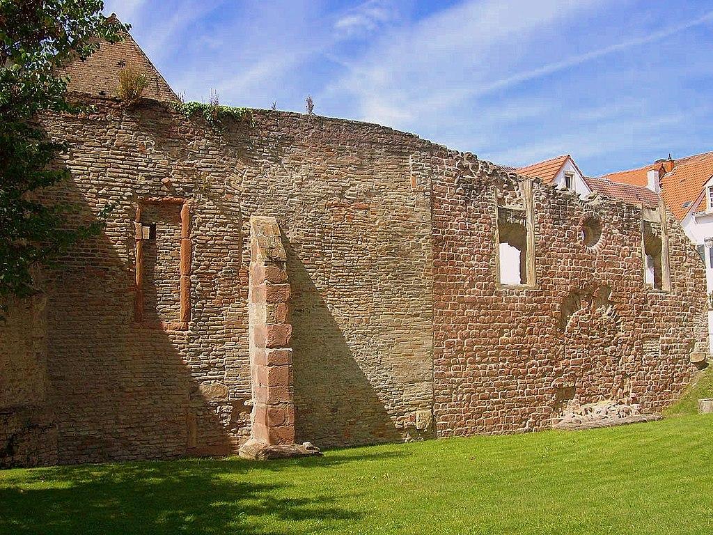 Jewish Courtyard 2 Speyer