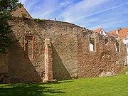 Jewish Courtyard 2 Speyer.JPG