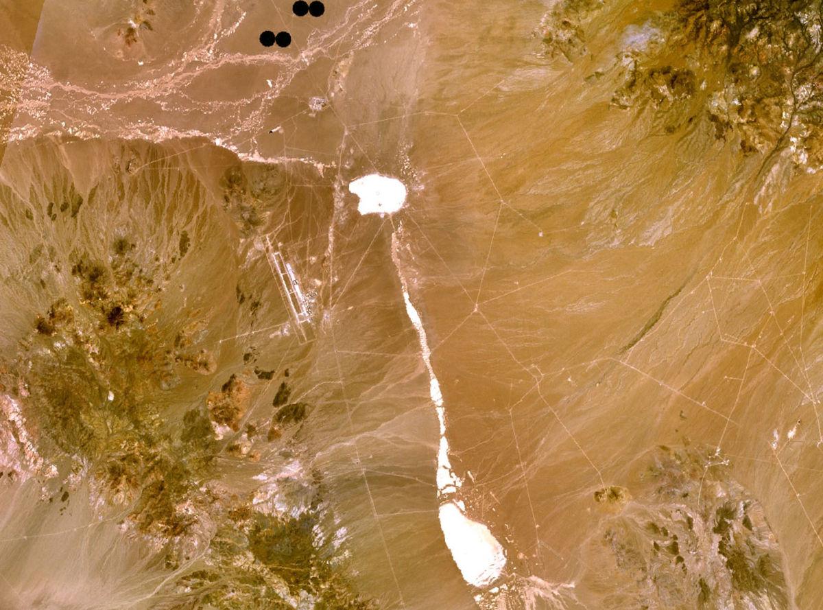 Area 51 Nevada >> Tonopah Test Range - Wikipedia