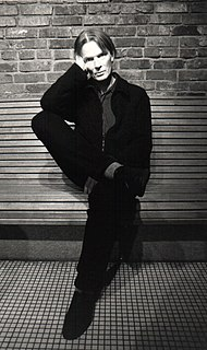 Jim Carroll American author, poet, and punk musician