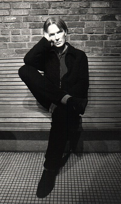 Picture of an author: Jim Carroll
