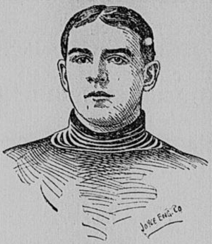 Jim MacRae - Depiction of MacRae c. 1900