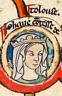 Joan of England, Queen of Sicily 12th-century queen consort of Sicily