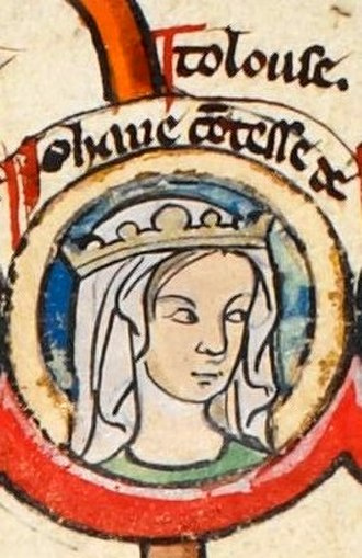 Joan of England, Queen of Sicily - Joan of England
