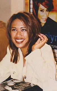 Jocelyn Enriquez Philippin-American dance-pop singer (born 1974)