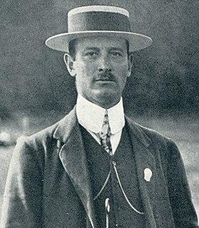 Johan Hübner von Holst Swedish sport shooter