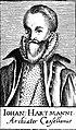 Johann Hartmann. Line engraving, 1688. Wellcome V0002578.jpg