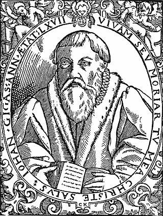 Johannes Gigas (Theologe)