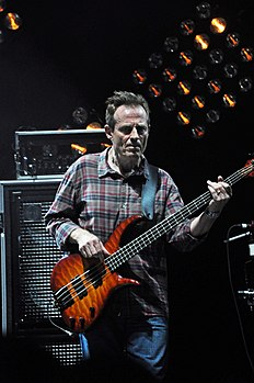 John Paul Jones nel 2009