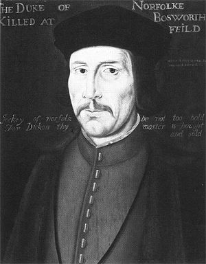 John Howard, 1st Duke of Norfolk - Image: John howard 1st duke of norfolk