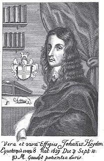 John Heydon (astrologer)