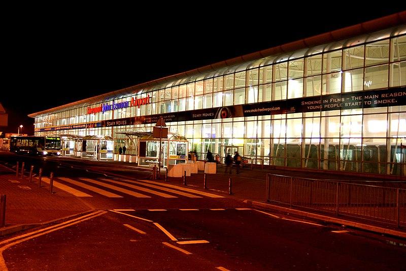 Vé máy bay đi Liverpool Nước Anh