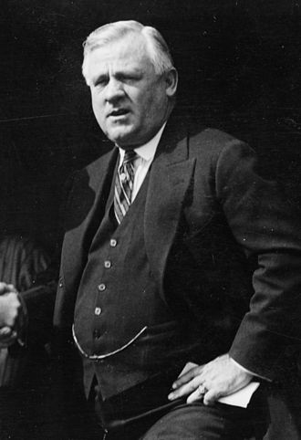 John McGraw - McGraw in 1924