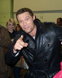 John Partridge (actor) English actor and television presenter