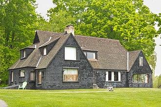 John J. and Eva Reynier Porter Estate - Image: John Porter Estate