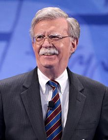 Image result for John R. Bolton
