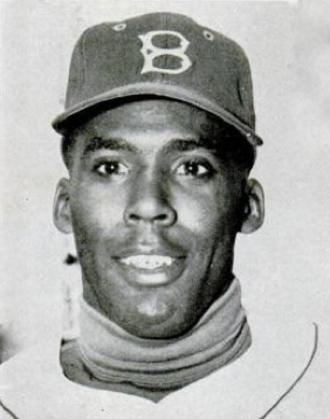 John Roseboro - Roseboro in 1957