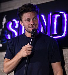 Jon Rudnitsky was slammed on social sites for his impression of Anderson Cooper