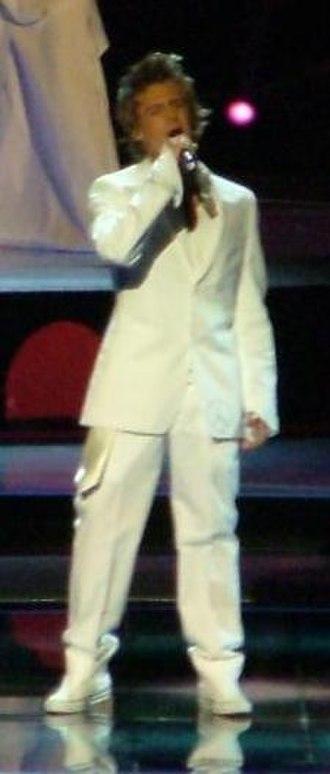 Jonatan Cerrada - Jonatan in 2004