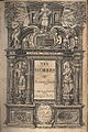 Jonson 1616 folio Workes title page.jpg