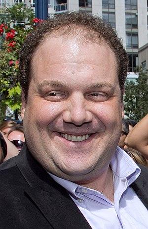 Jordan Gelber - Gelber at the 2011 Toronto International Film Festival