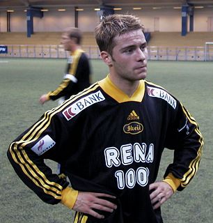 Jørgen Tengesdal Norwegian footballer and manager