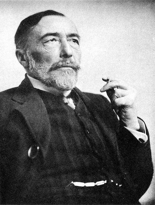Joseph Conrad 1916
