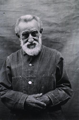 Joseph Dutton - Joseph Dutton in 1922