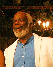 Joseph Marcell wife