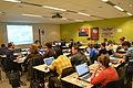 Journée contributive - Montréal Wikimédia Canada - Acfas - BAnQ 14.JPG