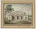 Jules-Adolphe Chauvet - Hôtel de Dreneuc (Rue de Provence), Après 1828 - Musée Carnavalet.jpg
