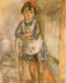 JulesPascin-1928-Girl Leaning on a Chair.png