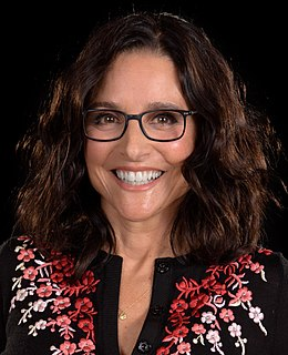Julia Louis-Dreyfus American actress, comedian, producer, and singer