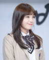 "Jung Eun-ji at ""Sassy Go Go"" press conference, 2 October 2015 01.png"