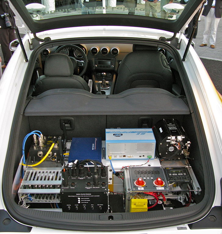 Audi Self Driving Car Wiki