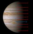 Jupiter-bandas atmosfericas principales.PNG