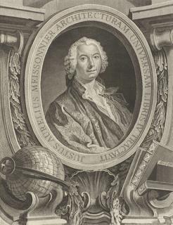 Juste-Aurèle Meissonnier French goldsmith, sculptor, painter, architect, and furniture designer